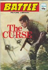 BATTLE PICTURE LIBRARY - No 300 THE CURSE