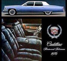 1976 Cadillac Fleetwood Talisman, Refrigerator Magnet 40 Mil