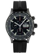 72 HR Sale!! Ball Storm Chaser Chronograph Automatic Men's Watch CM2192C-P1J-BK