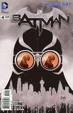 BATMAN THE NEW 52 #4 4th PRINT FINE 2012 (2nd SERIES 2011) DC COMICS