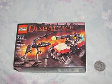 LEGO 7473 Dinosaur Dino Attack Street Splinter Vs Mutant Lizard - New, Sealed