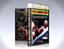 The 8 Minute Fight - Marvin Hagler Vs Thomas Hearns - 1985 - Boxing Rare DVD