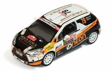Citroën DS3 R3 #79 Rally Monte Carlo IRC 2011 - 1:43 - IXO Models