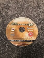 PS3 CALL OF DUTY MODERN WARFARE 2 DISC ONLY