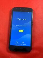 New Other Motorola Moto E5 Play Verizon Prepaid XT1921 Black CDMA