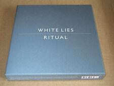 WHITE LIES Ritual Singles Box Set Collector