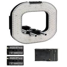 Nanguang LED-video lámpara, anillo lámpara 332 LED luz cabeza luz vídeo luz foto