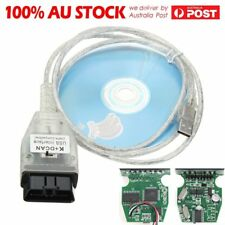 For BMW INPA K DCAN USB Interface OBD2 II 16Pin Car Diagnostic Tool Cable AU
