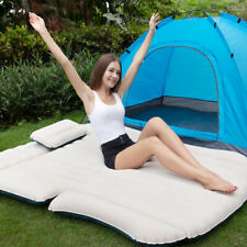 SUV Car Travel Inflatable Mattress Air Bed Cushion Extended Back Seat Outdoor
