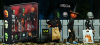 NECA - HALLOWEEN III - SEASON OF THE WITCH - CLOTHED FIGUR 3-PACK  - NEU/OVP