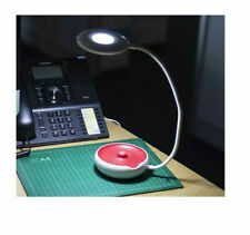Am-Tech Rechargeable 18 SMD LED Hanging & Desk Hobby Light Lamp