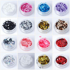 Chunky Cosmetic Circle shapes Glitter-Face Eye Body Dance Festival Tattoo Nail