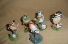 5 Collectable Bird Set - Job Lot - Mother's Day