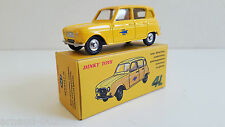 Dinky Toys Atlas - Renault 4 Postes PTT