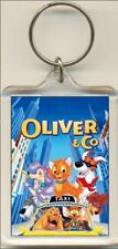 Oliver And Company. The Movie. Keyring / Bag Tag.
