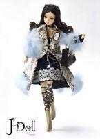 J-Doll Ave Malecon X-104 Jun Planning Fashion Doll Poseable BNIB
