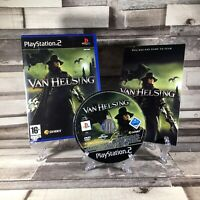 Van Helsing (Playstation 2, 2004) PS2 Complete - Tested And Working VGC