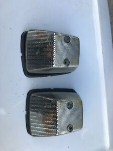 Mercedes-Benz G-Class G55 G500 oem  Genuine Front Clear Turn Signal Lights Used