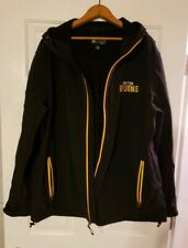 Boston Bruins Mens Jacket Polyester G3 Sports Hooded Zipped Size Large