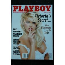 PLAYBOY US 1997 06 COVER VICTORIA SILVSTEDT TIMOTHY MCVEIGH Interview Dennis RO