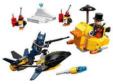 Lego DC Comics Super Heroes Batman 76010 The Penguin Face Off New