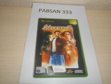 XBOX - SHENMUE II , PAL UK , COMPLETO