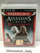 ASSASSIN'S CREED REVELATIONS - SONY PS3 - NUOVO SIGILLATO PAL ITA ESSENTIALS