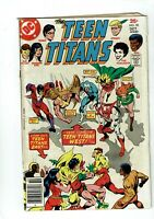 Teen Titans #50, VG- 3.5, 1st Appearance Teen Titans West; Robin, Beast Boy