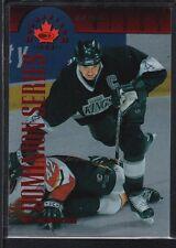 ROB BLAKE 1997/98 DONRUSS CANADIAN ICE  #57  DOMINION KINGS SP #123/150
