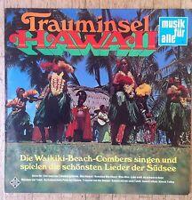 DIE WAIKIKI-BEACH-COMBERS Trauminsel Hawaii LP/GER