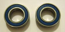 6801-2Rs Hybrid Ceramic Si3N4 Abec5 Ballbearing Kit 2 Pieces