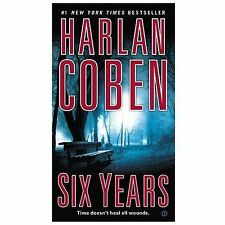 * Six Years by Harlan Coben PB GOOD COMBINE&SAVE
