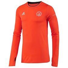 nwt~Adidas BOSTON MARATHON SUPERNOVA SEQUENTIALS Running Shirt top adizero~Men L
