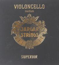 Genuine Jargar Superior Cello String Set  4/4  -Tungsten G and C