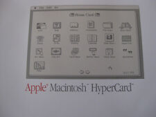 Apple HyperCard Software - Ref: M0556-A - Used - Mac Collectible