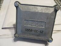 NEW C-COR FEEDER LINE EQUALIZER S550-DC-12