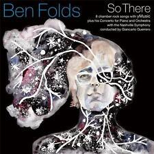 BEN FOLDS SO THERE DIGIPAK CD NEW
