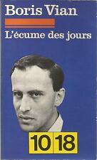 BORIS VIAN L'ARRACHE COEUR + PARIS POSTER GUIDE
