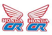 1990 THICK SERIES HONDA CR 125 250 500 SHROUD DECAL SET VINTAGE MOTOCROSS