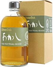 White Oak Akashi Signature Japanese Single Malt Whisky 500ml