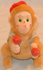 ADORABLE!!!  Flipping Monkey with Maracas