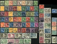 FINLAND Postage SUOMI Stamps Collection USED Mint LH