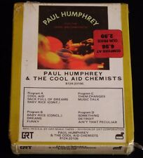 8 Track -Paul Humphrey & The Cool Aid Chemists-1971-Jazz/Funk-SEALED!