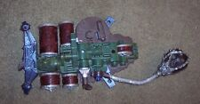 Masters Of The Universe 2001 Bashin' Beetle ?? He-Man Vehicle Mattel For Parts