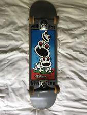 Birdhouse Willy Santos Frogs Vintage Skateboard Complete Skateboard Deck