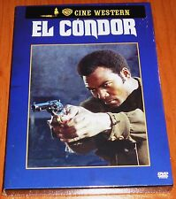 EL CONDOR Jim Brown & Lee Van Cleef DVD R2 Precintada