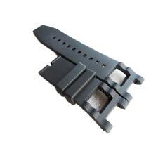 US Seller-Silicone Rubber Band Strap Black For Invicta Subaqua Noma III Noma 3