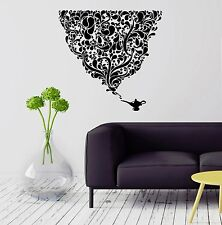 Wall Decal Lamp Jinn Dreams Decor for Bedroom Vinyl Stickers (ig2930)