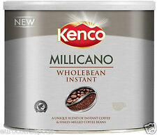 3 x Kenco Millicano Wholebean Instant Coffee 500g (Total 1.5KG)