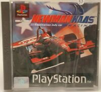 Newman Haas Racing Black Label Original Sony PlayStation 1 PS1 PS2 mit OVP